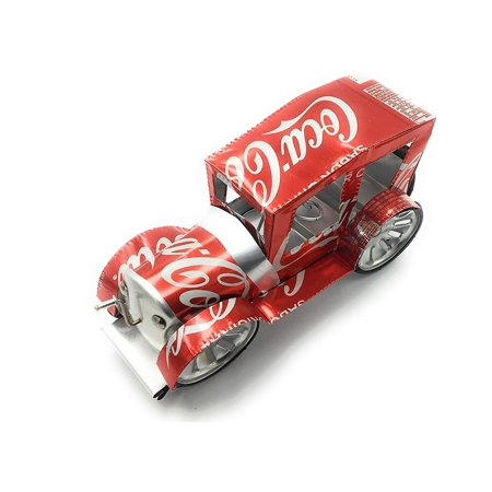 K&A Handmade Classic Cars - Built with Coca-Cola Aluminum Cans and Recycled Materials (Coca Cola Recycle)
