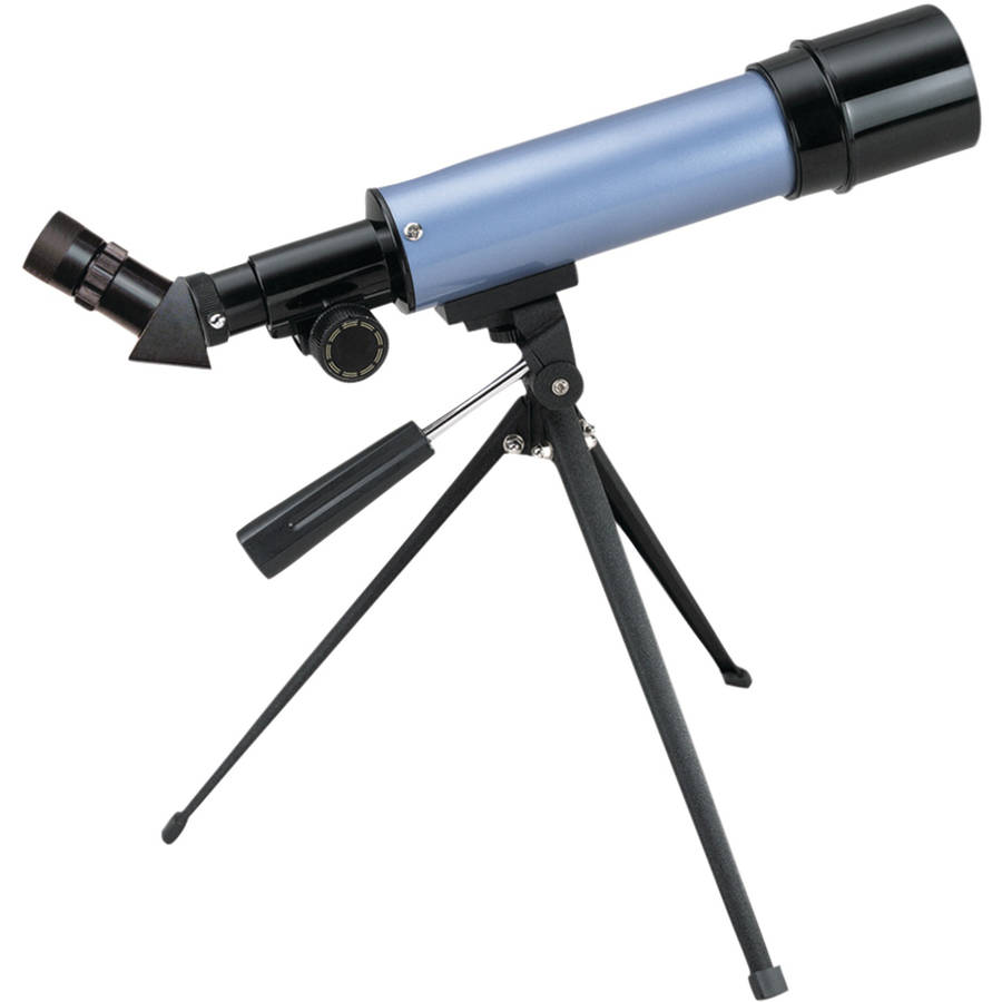 Carson MTEL-50 Aim Table-Top Refractor Telescope