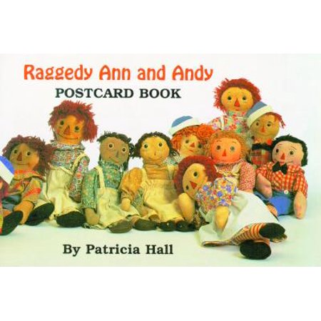 Raggedy Ann and Andy Postcard Book](Raggedy Ann And Andy Halloween)