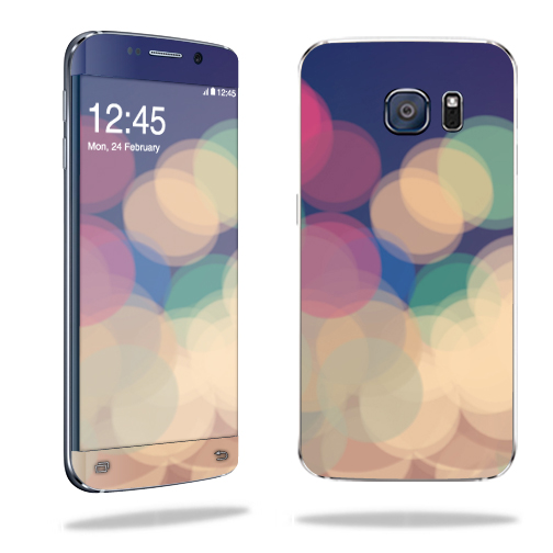 MightySkins Protective Vinyl Skin Decal for Samsung Galaxy S6 Edge wrap cover sticker skins Focus