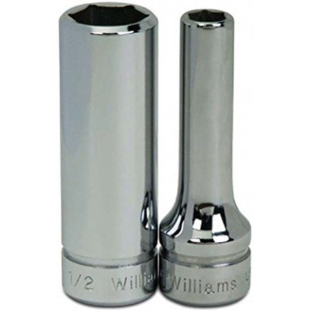 Part Bmd-611 Deep Socket 3/8 Drive 12 Point 11Mm, by Williams/snap On, Single It
