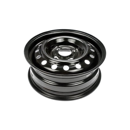 - Dorman 939-114 Wheel For Hyundai Elantra, Black Finish, New