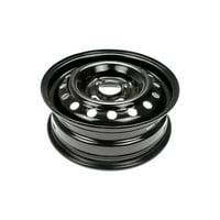 Dorman 939-114 Wheel For Hyundai Elantra, Black Finish, New