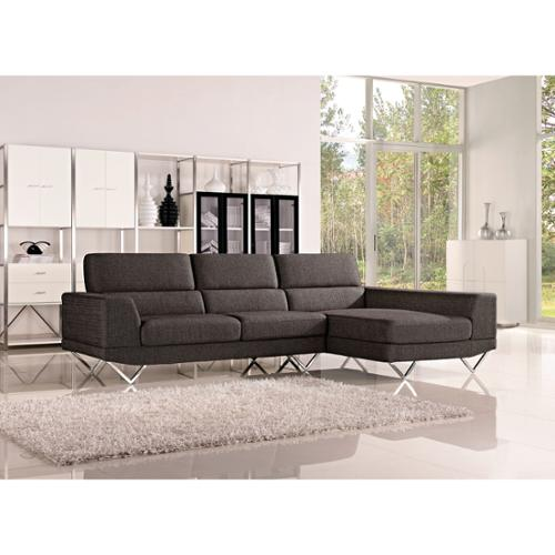 DG Casa Drake Sectional Sofa with Right Facing Chaise