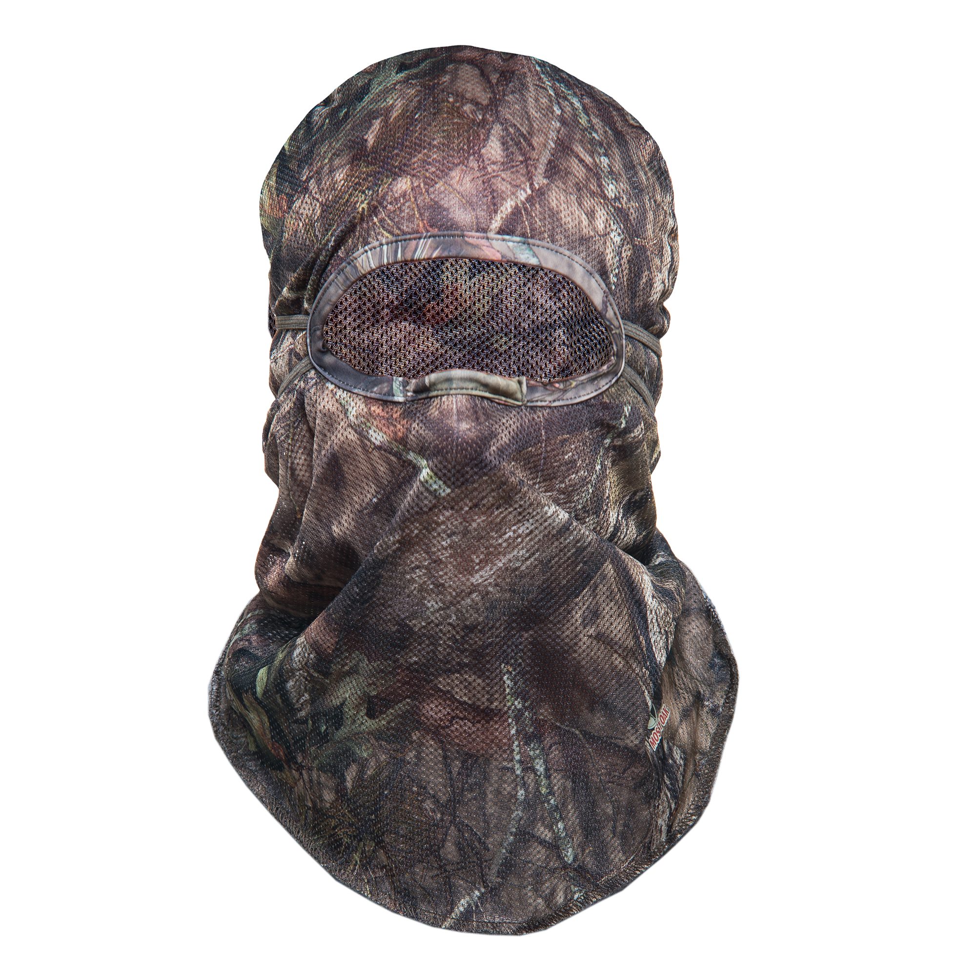 Mossy Oak Breakup Country Mesh Face Mask by LUCKY ZONE DESIGN