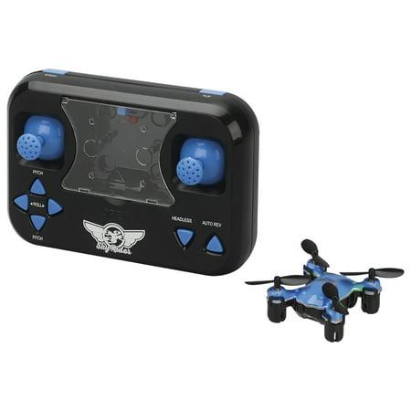 Sky Rider Micro Quadcopter Drone, DR107BU