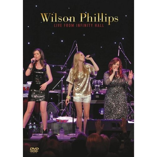 Wilson Phillips Live From Infinity Hall (Music DVD)