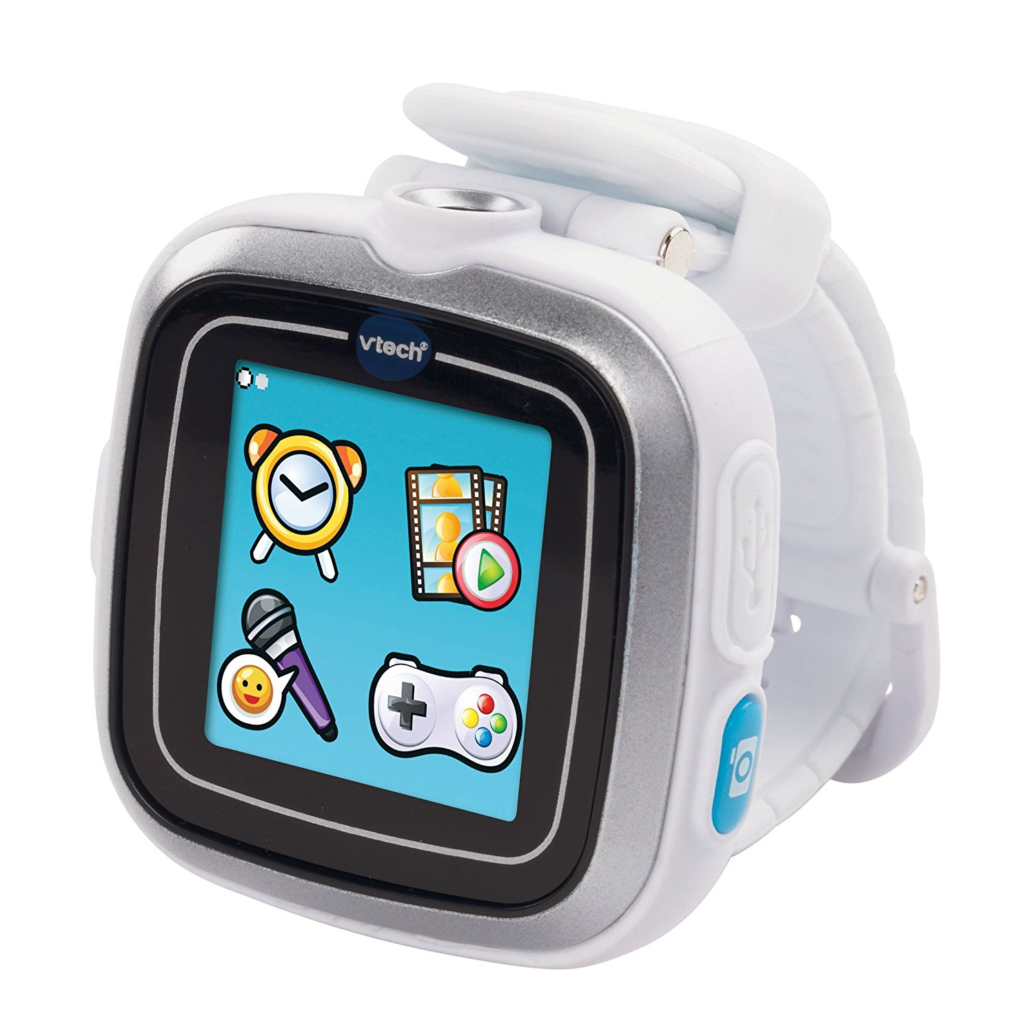 VTech Kidizoom Smartwatch, White by