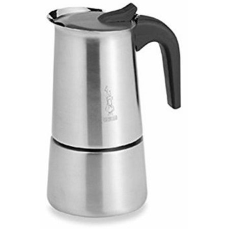 Bialetti Musa Stainless Steel - Bialetti Musa Stainless Steel Top Of The Line Coffee Maker 6