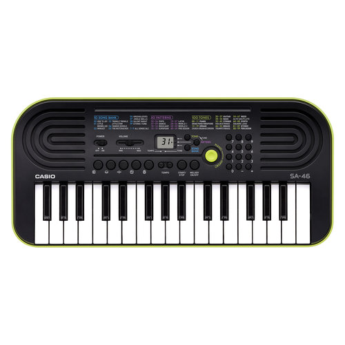 Casio SA-46 -Key Portable Keyboard by Casio