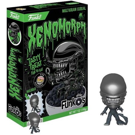 Funko Funko Alien Xenomorph Breakfast Cereal