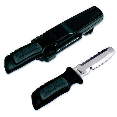 Underwater Kinetics Knife (Underwater Kinetics Fusilier HYDRALLOY Blunt Tip Dive Knife (Black) )