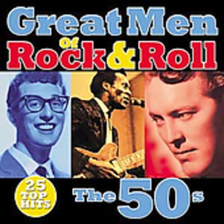 Rock N Roll 50 S (Great Men Of Rock and Roll: The)