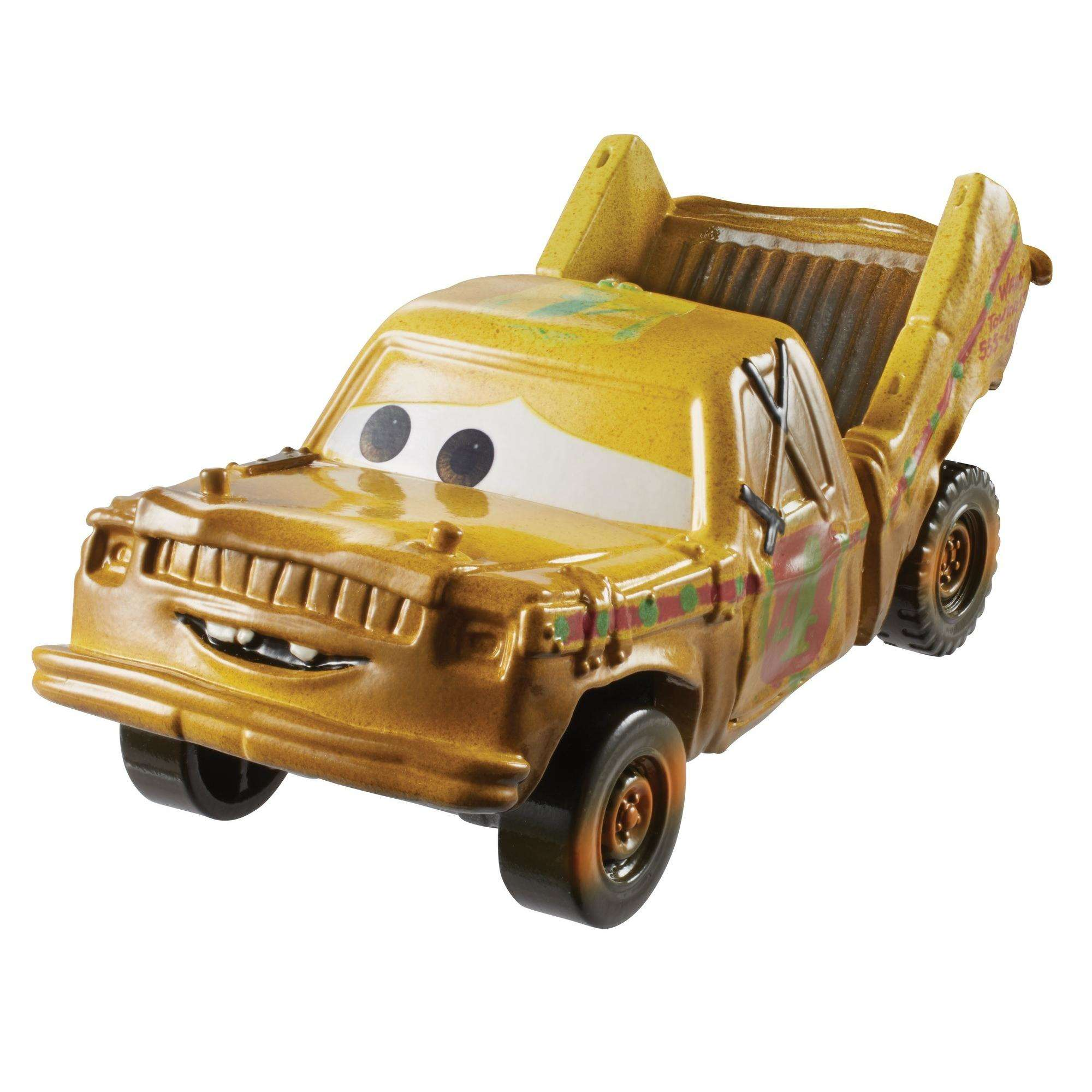 Disney Pixar Cars 3 Taco Die Cast Character Vehicle Walmart Com