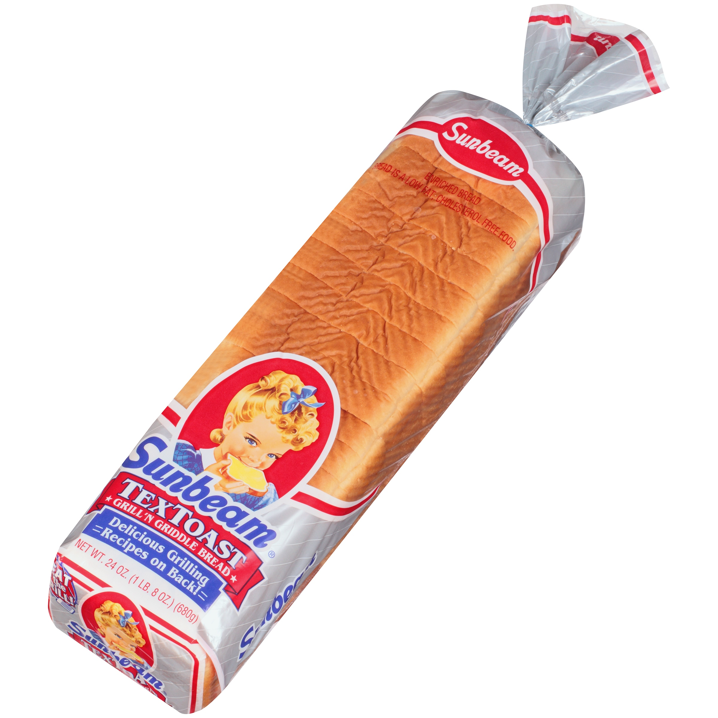 Sunbeam Textoast Sliced Bread, 24 oz