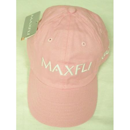 Maxfli - Maxfli Noodle Ice Ladies Golf Hat (Pink 9a54a6d2cce