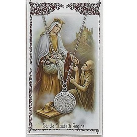 St. Elizabeth of Hungary Prayer Card Set (PSD600EZ) by