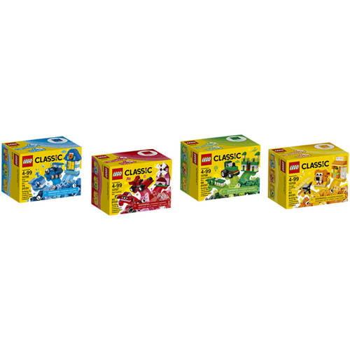 LEGO Classic Classic Quad Pack (66554)