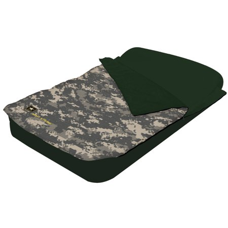 Bestway Us Army Full Size Air Bed With Sleeping Bag