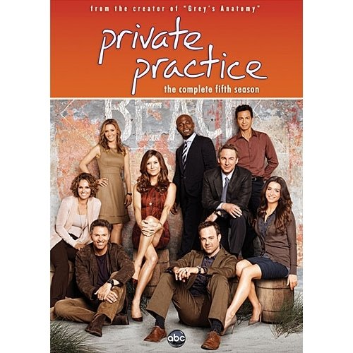 Private Practice: The Complete Fifth Season (Widescreen)