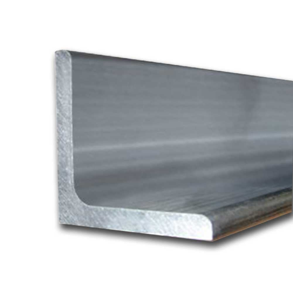 1 Pc of Aluminum Angle 6061 T6 3 x 3 x 3//16 wall x 12