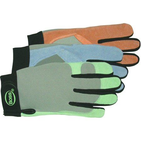 Boss Gloves 790 Ladies' Boss Guard Split-Leather