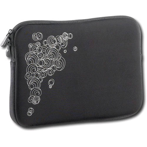 "HP Mini Sleeve for Tablets, iPad 4/3/1, Galaxy Tab, and Notebooks up to 10.2"" - Black"