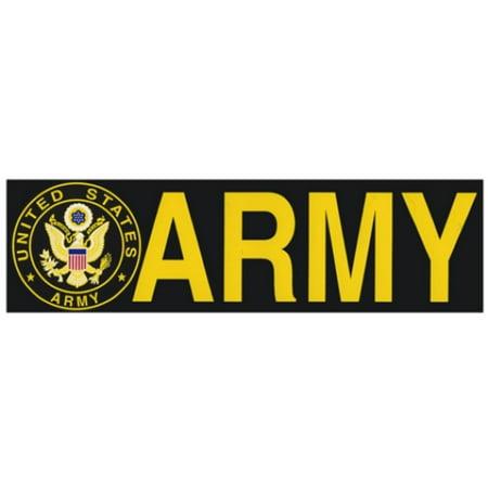 Us army bumper sticker