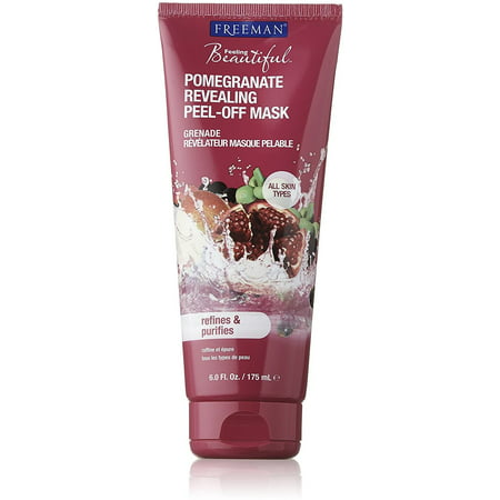 Freeman Beauty Freeman Feeling Beautiful Facial Peel-Off Mask, 6 oz