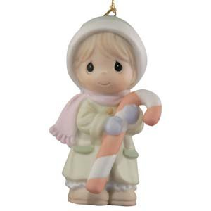 Remember The Sweetness Of The Season, The Legend of the Candy Cane Ornament By Precious Moments