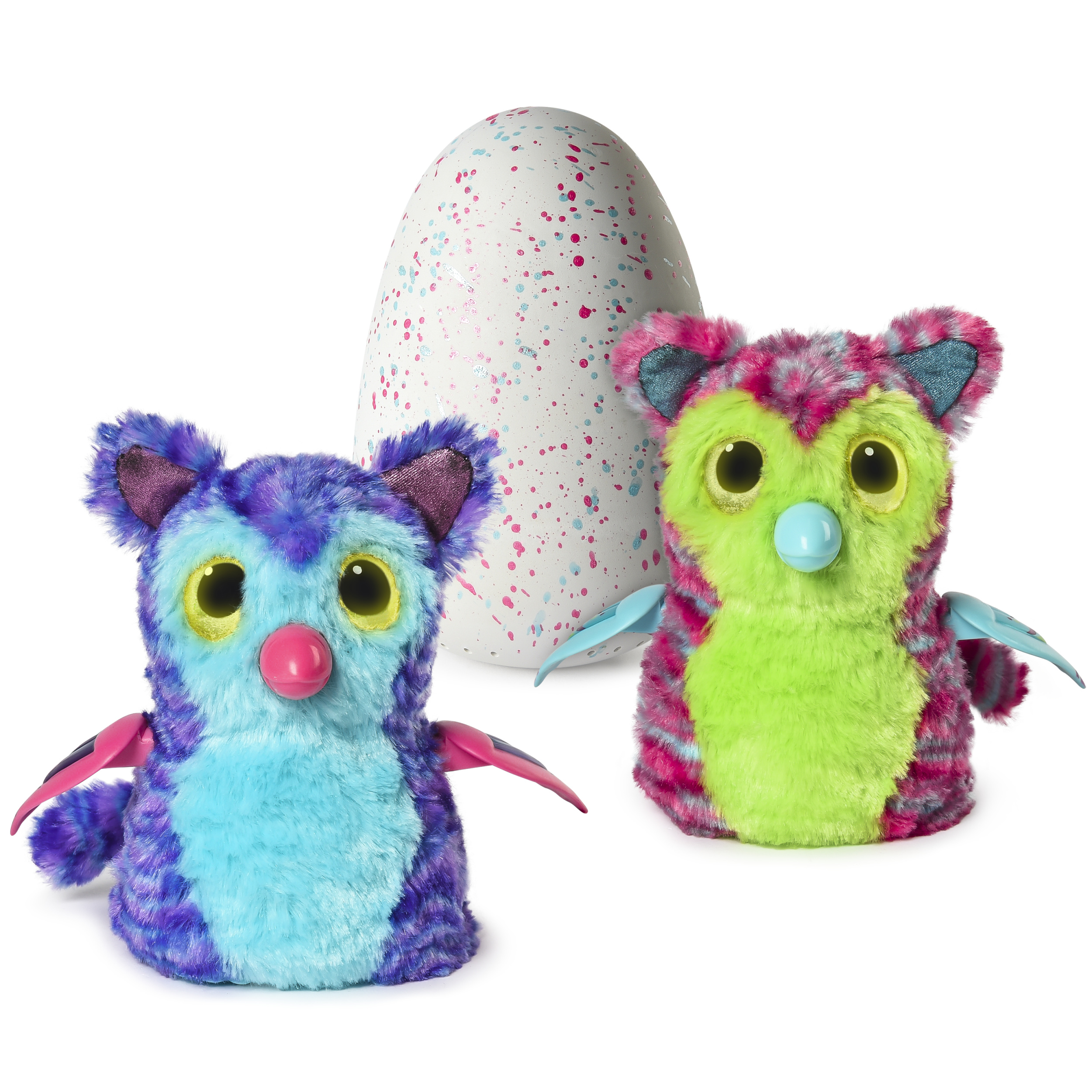 Hatchimals Fabula Forest, Hatching Egg with Interactive Tigrette by Spin Master (Styles and Colors May Vary)