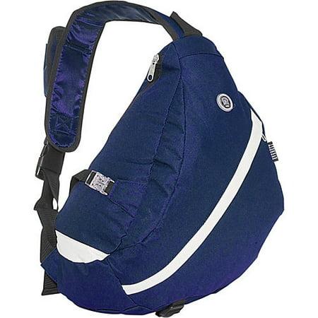 Everest Luggage Sporty Dual Side Sling Bag (Navy /
