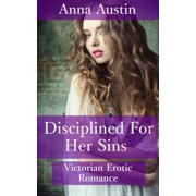 Disciplined For Her Sins - eBook
