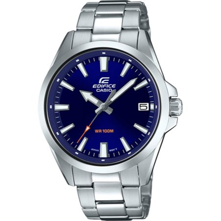 Casio Men's Edifice Watch with Stainless Steel Bracelet