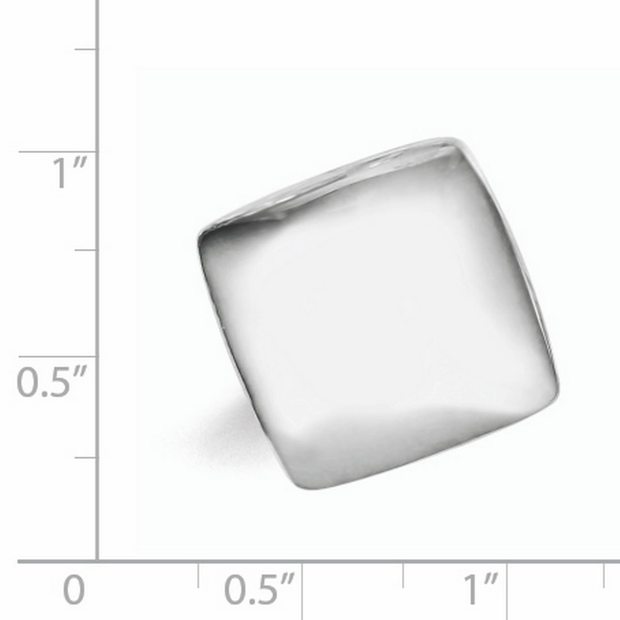 925 Sterling Silver Solid Band Ring Size 8.00 Fine Jewelry Gifts For Women For Her - image 1 de 2