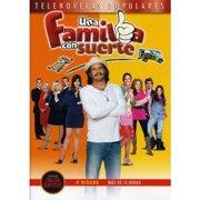 Una Familia Con Suerte (A Fortunate Family) (Spanish) by TELEVISA