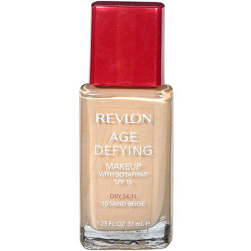 Revlon Age Defying Dry Skin Makeup  1.25 Fl Oz