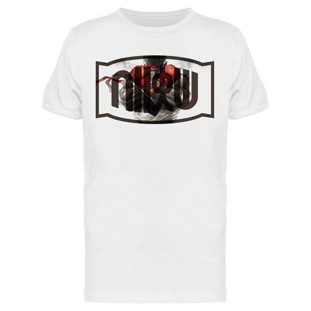Capcom Capcom Street Fighter Ryu Slogan T Shirt Men S Walmart Com Walmart Com