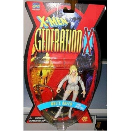 Marvel 1996 X-Men Generation X White QUeen Psychic Energy Spear (Gen-x display base included)