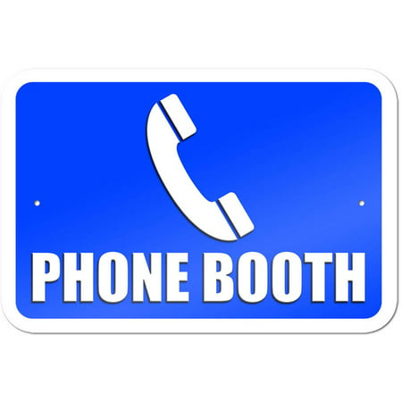 Phone Booth Sign](Kissing Booth Sign)