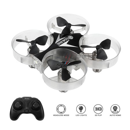 Eachine E012HW RTF WIFI FPV LED Light Mini RC Quadcopter Drone with 0.3MP HD Camera Headless & Altitude Hold Mode Christmas Birthday Gifts