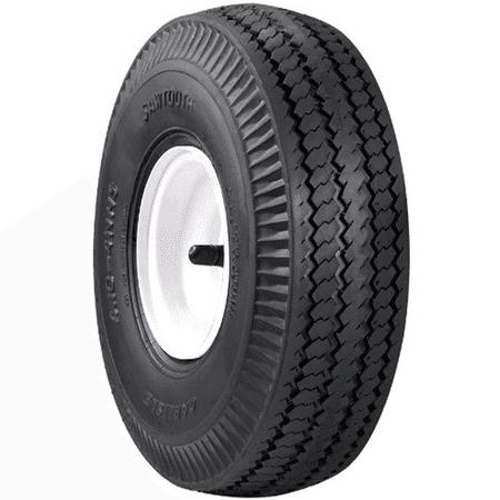 Carlisle Sawtooth Lawn & Garden Tire - 4.10-4 LRB/4ply
