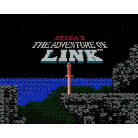 Zelda II - The Adventure of Link, Nintendo, Nintendo 3DS, [Digital Download],