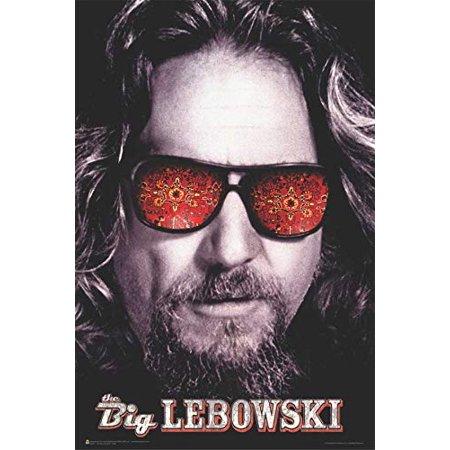 The Dude Big Lebowski (The Big Lebowski The Dude Movie Poster - 24