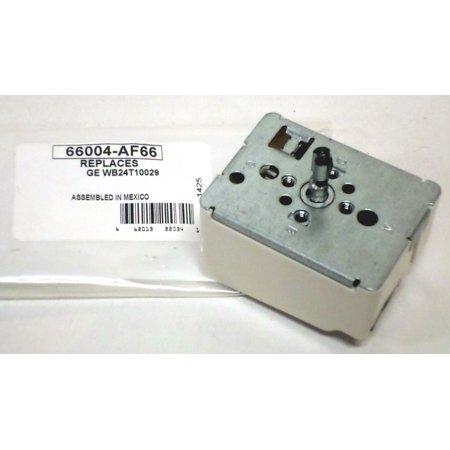 WB24T10029 for GE Range Burner Unit Infinite Switch Control AP2024076 PS236754
