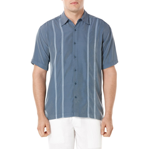 Cafe Luna Men's Short Sleeve Shirt