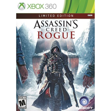 Ubisoft Assassin's Creed: Rogue (Xbox 360) - Walmart.com