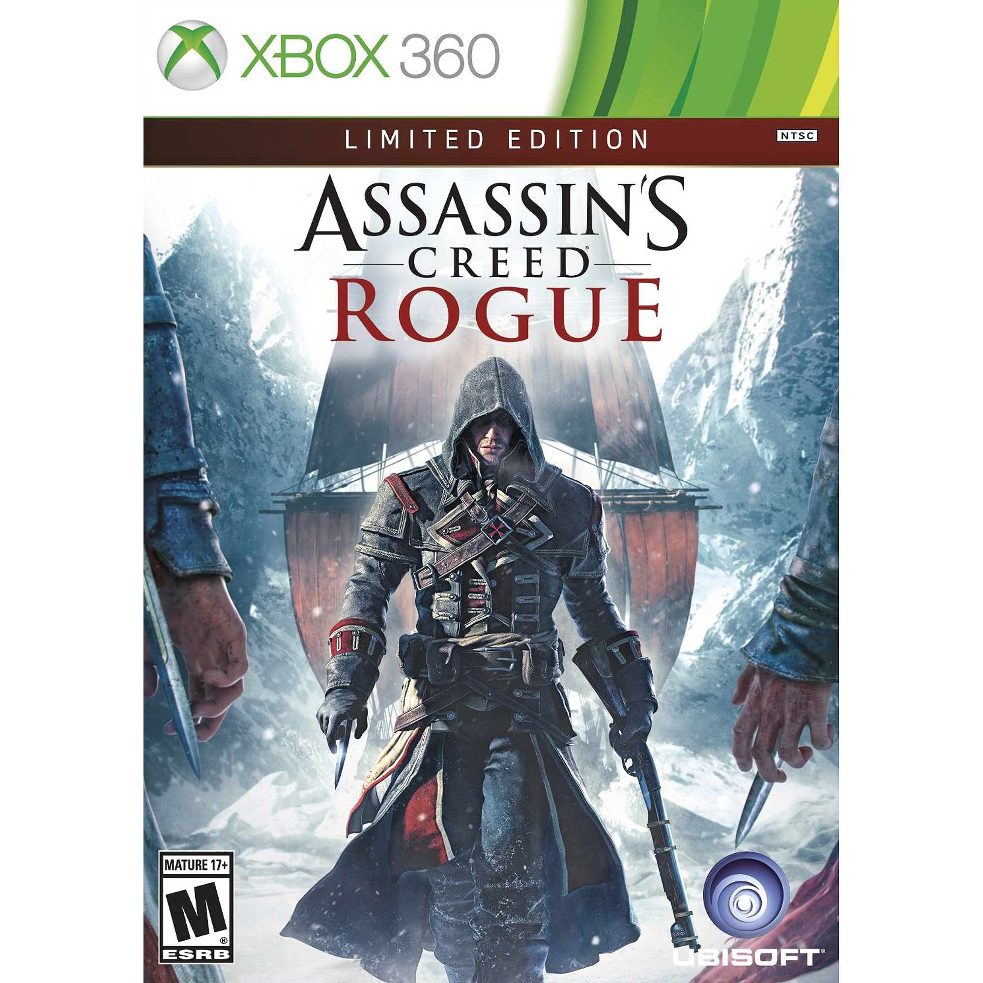 Ubisoft Assassin's Creed: Rogue (Xbox 360)