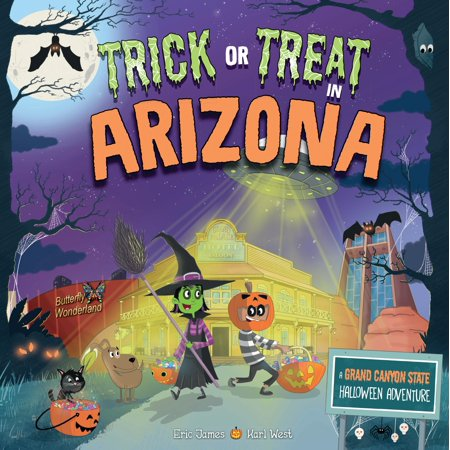 Trick or Treat in Arizona](Q And A Halloween Jokes)