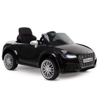 Huffy 12V Audi Electric Battery-Powered Ride-On Car